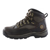 Timberland Chocorua Trail Shoes Women Mid GTX Dark Brown with Green